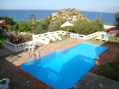 Photo for Homerez last minute deal - Nice apt with shared pool and balcony