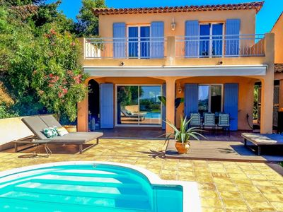 Photo for 3BR Villa Vacation Rental in Sainte Maxime