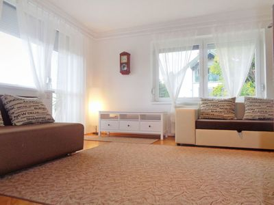 Photo for Apartment Balaton A364 in Fonyód - 5 persons, 2 bedrooms