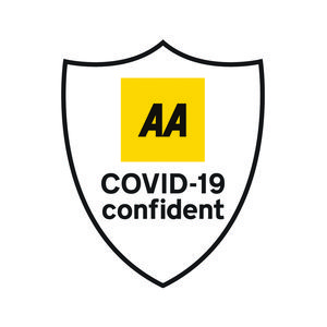Visit England and AA Covid 19 confident