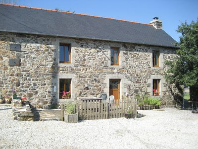 Photo for Holiday Accommodation In Beautiful Rural Brittany.