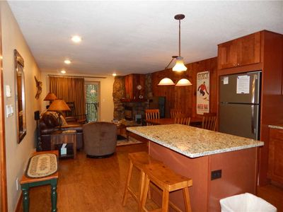 Photo for Beaver Village unit 1712 Fully remodeled 2 bedroom 2 bathroom on first floor!