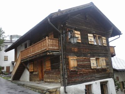 Photo for Outside : 2-storey flat in a chalet, for 8 persons,balcony with garden furniture Inside : 96 sqm, en