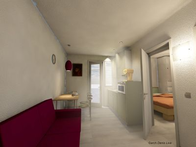 Photo for Two-room apartment CORALLO CENTRO CAORLE