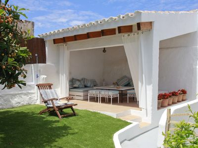 Photo for Family holidays and quiet in Menorca // Vacances tranquilles et familiales à Mino