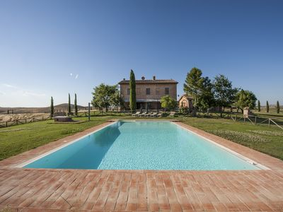 Photo for Country House Colline Senesi San Giovanni in Poggio - Vespro apartment