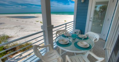 Photo for Gulf Views, Beach Access, Available in May! Hidden Oasis: 1 BR / 1 BA