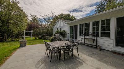 Photo for New Listing: Stylish & Secluded Tuckahoe Ranch House, Walk to Shinnecock Hills Golf Course