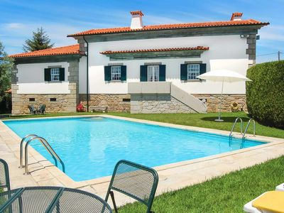 Photo for 4 bed, 2 bath villa with large private pool plus free WiFi and pool towels.
