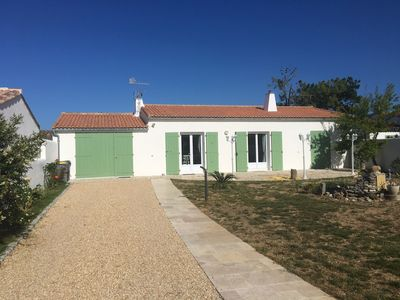 Photo for Charming house, full of charm, 150 meters from the sea