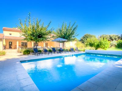 Photo for Vacation home Les Oliviers in Carpentras - 6 persons, 3 bedrooms