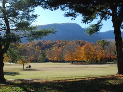 Photo for Beautiful Mountain Lake  Golf Resort on Lake Lure with Spa and Fine Restaurants