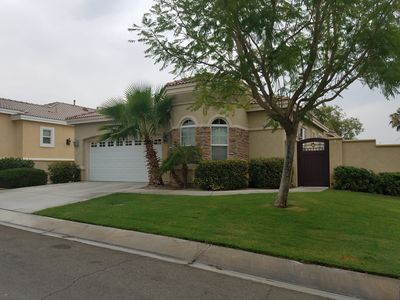 Photo for 3 Bedroom w/ Pool & Hot Tub in Indian Palms - Vacation / Coachella / Stagecoach