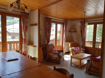 Photo for Chalet Arêches-Beaufort, 3 bedrooms, 8 persons