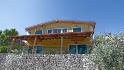 Photo for Villa Monasteri, Syracuse, Sicily, sleeps 8.  Private parking