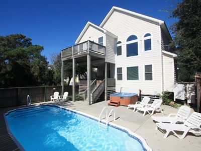 Photo for How Sweet The Sound: Gated community, pet friendly, heated private pool.
