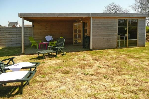 Semi detached house, Plouguerneau  in Finistère   7 persons, 3 bedrooms