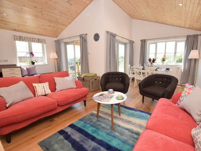 Photo for 3 bedroom Log Cabin in Padstow - 43079
