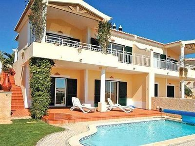 Photo for 2 Bed 2 Bath Villa, Sea Views, Private (Heated on request) Pool, A/C & WiFi.
