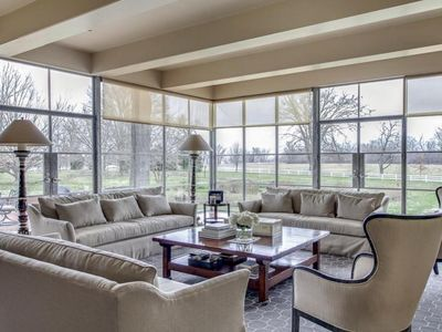 Photo for Farmhouse & Cottages with River Views,  7 minutes from downtown