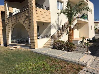 Photo for Luxury ground floor 2 Bedroom apartment in Bogaz, North Cyprus