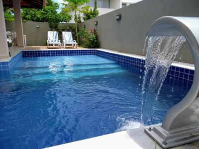 Photo for House 300 meters from the beach of Ipioca and Hibiscus