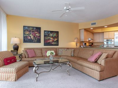 Photo for HAVE A BALL with Kaiser in Caribe Resort #B309: 2 BR/2 BA Condo in Orange Beach Sleeps 6