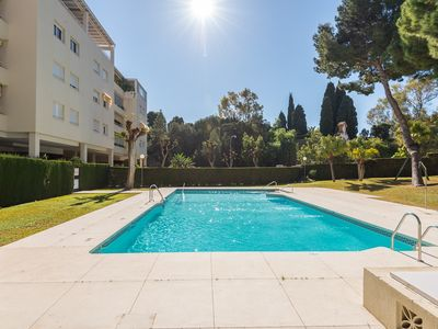 Photo for Casa Limonar Málaga East, swimming pool, close to beach & center, large terrace