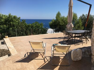 Photo for villa 250 meters from the sea - bedroom 2