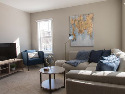 Photo for New 1 Bedroom Modern Oasis in Brooklyn Park, MN