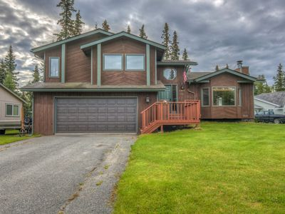 Photo for Family Friendly Kenai Home Sleeps 10!