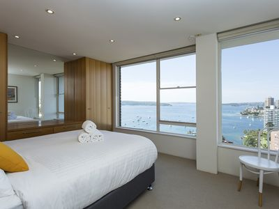 Photo for 2BR Apartment Vacation Rental in Elizabeth Bay, NSW