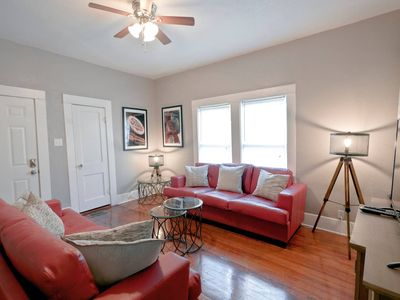 Photo for Dreamy Homes at San Antone ✭ 4 Apts, Sleeps 19!