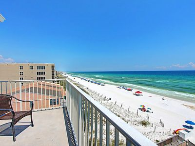 Photo for Gulf Front Emerald Towers W 5000-2BR-Oct 26 to 28 $533! Corner Unit-HugeBalcony