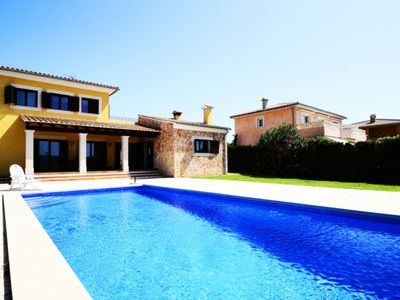 Photo for 4BR Villa Vacation Rental in Sa Torre, Baleares