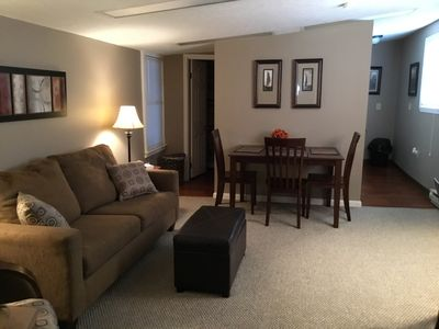 Photo for 1BR Apartment Vacation Rental in Frederick, Maryland