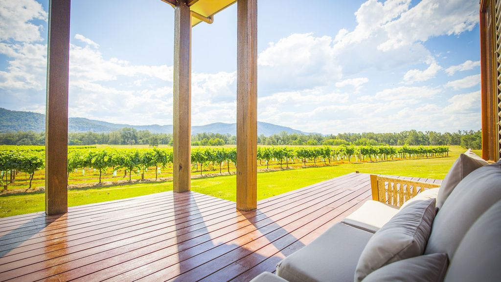 Kidman's Rest - Private vineyard oasis