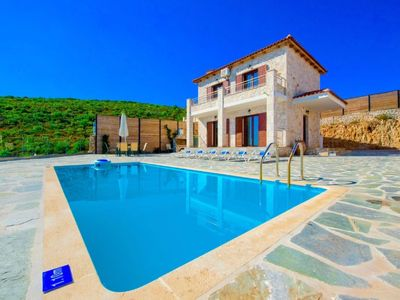Photo for Vacation home Deluxe II in Mikro Nisi - 6 persons, 2 bedrooms