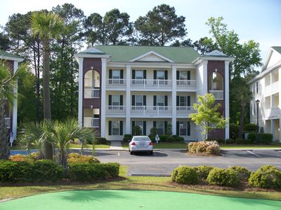 Photo for First Floor Luxury 1,350 Sq Ft  First Floor Condo w/ No Steps on a Golf Course