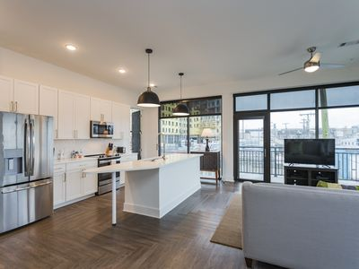 Photo for Downtown Penthouse- No Car Needed ;) 30 Day Rental