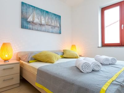 Photo for Two-Bedroom Apartment with Terrace