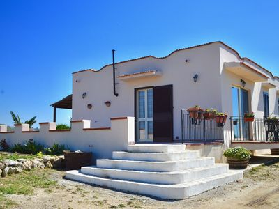 Photo for Villa Chiara, very close to the Torre Salsa nature reserve and Montallegro