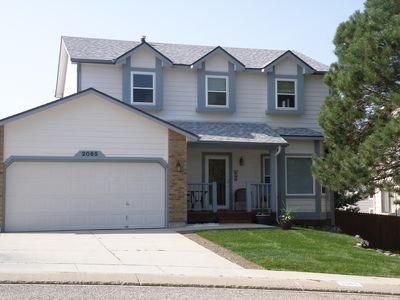 Photo for Charming Pinewoods House near USAFA & Premier Public Golf Course