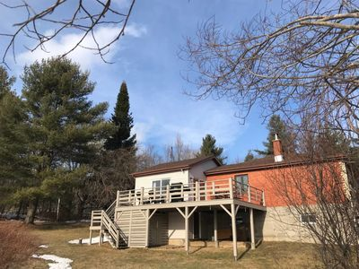 Photo for 4BR Cottage Vacation Rental in Eastman, QC