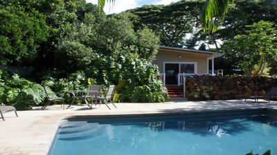 Photo for Beautiful Poipu Beach Pool Cottage
