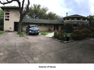 Photo for Walk anywhere from unique Cistern House overlooking 1/2 acre near Zilker