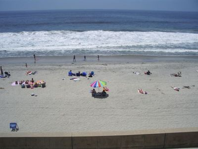 Photo for Just Steps to White Sandy Beaches!  Ocean View Top Floor Condo/BLRE1242227