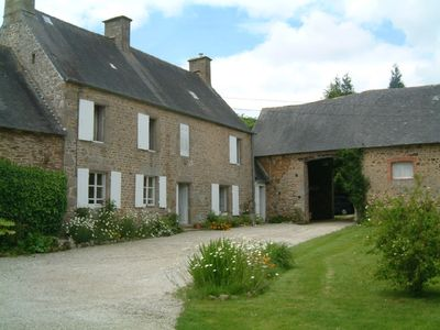 Photo for Large rural family house for relaxing walks, birdwatching & Normandy beaches