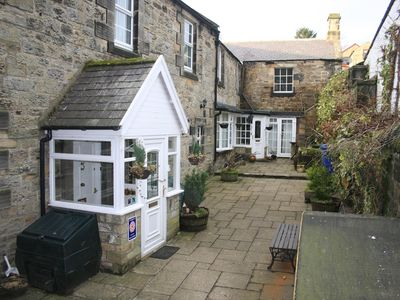 Photo for Grade II Stone Built Cottage With An Open Fire - Walker And Cyclists Welcome
