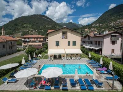Photo for Holiday apartment Domaso for 4 persons with 1 bedroom - Luxury holiday home